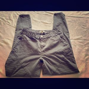 Love and fire gray pant
